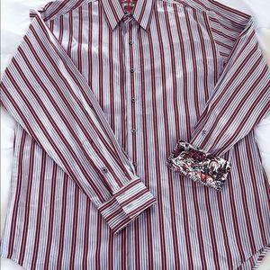 XL Robert Graham Dress Shirt